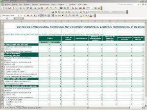 plantilla Excel ECPN