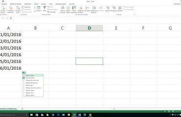 nivel de Excel