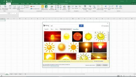 Insertar Imagenes Excel