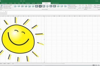 Añadir una imagen a Excel