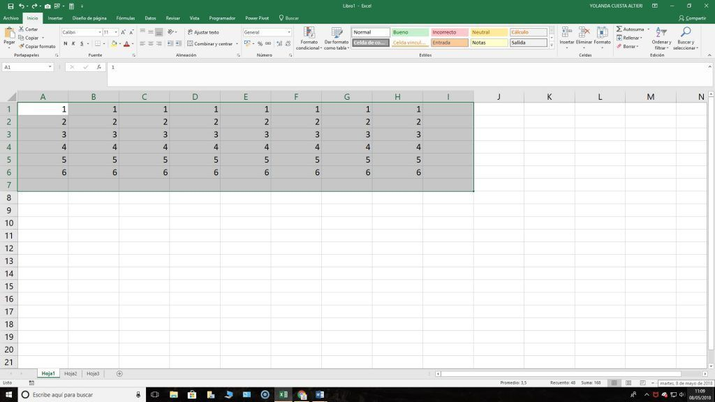 Autosuma Tabla Excel