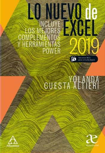 Lo nuevo de Excel 2019