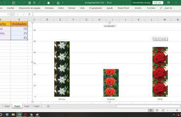 Pictograma Excel