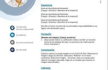 Curriculum plantilla